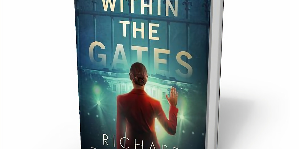 Book Signing with Richard Drummer