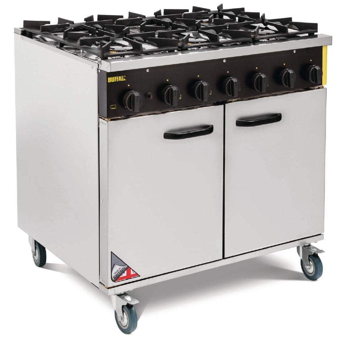 Ovens & Burners