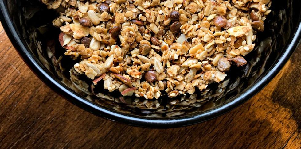 Granola salada 17 especias