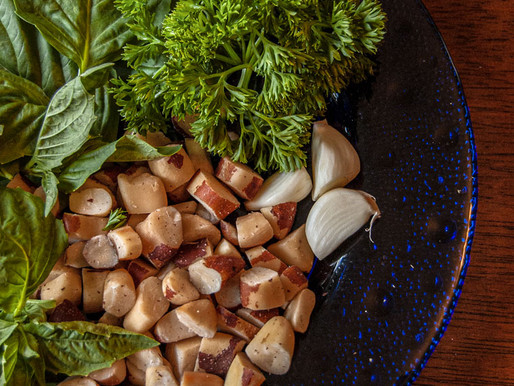 Vegetales al Pesto Kotahi