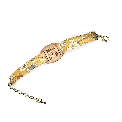 Bracelet temoins de mariage et demoiselles d'honneur
