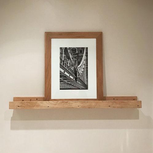 Support cadre en bois