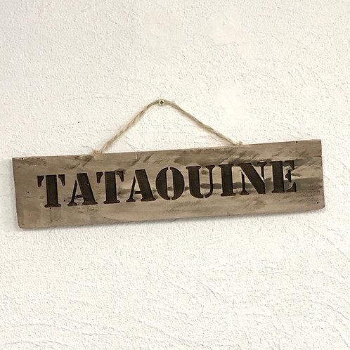 Panneau bois recyclé tataouine