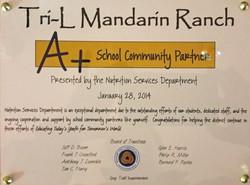 tri-l award