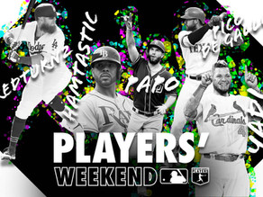 Players' Weekend Returns For Third Straight Season
