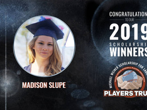 2019 Michael Weiner Scholarship for Labor Studies Recipient — Madison Slupe