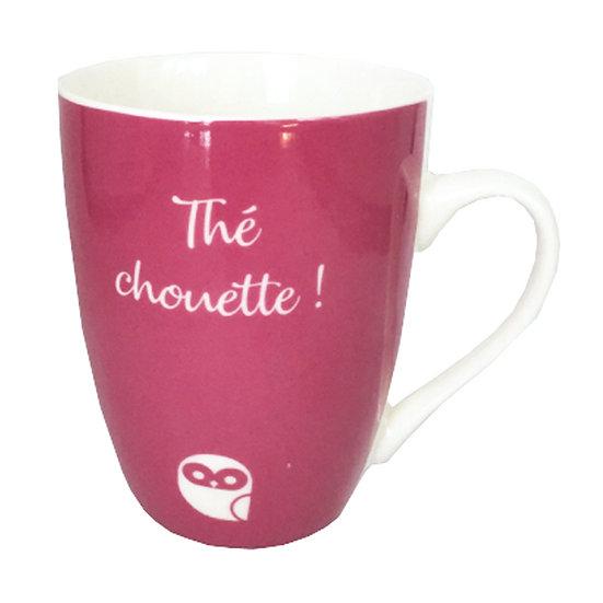 "Mug ""Thé chouette!"""