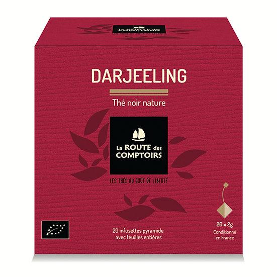Darjeeling pyramide