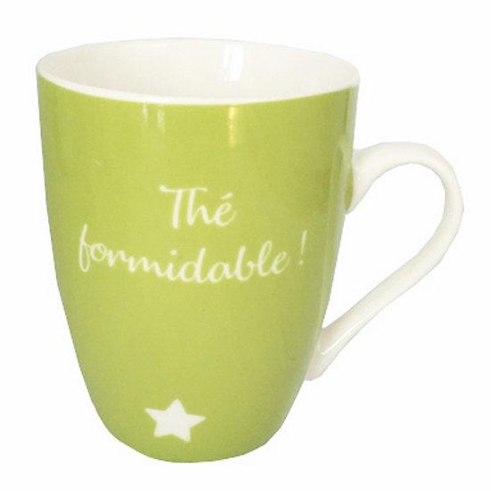 """Mug """"Thé formidable!"""""""