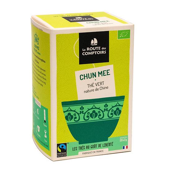 Chun Mee infusette