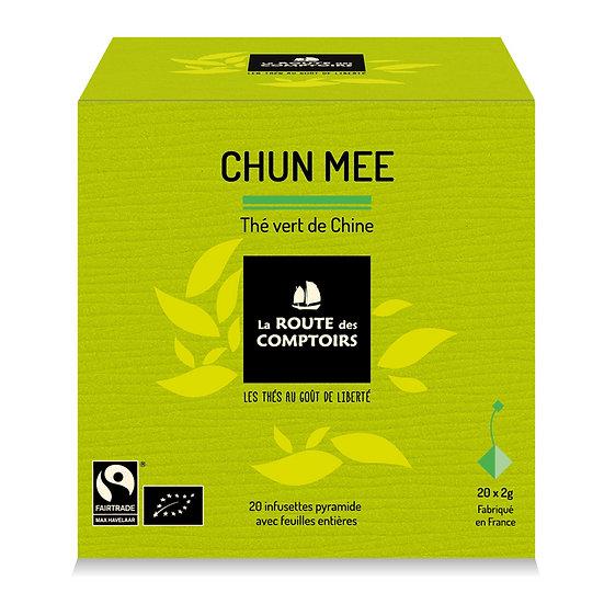 Chun Mee pyramide