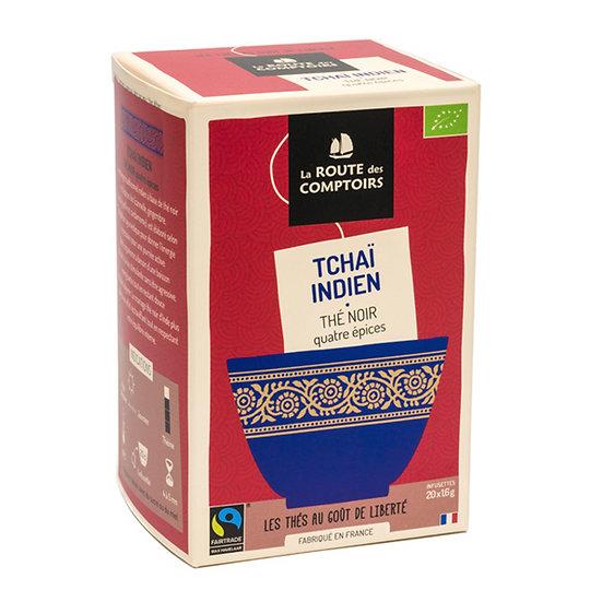 TCHAÏ INDIEN infusette