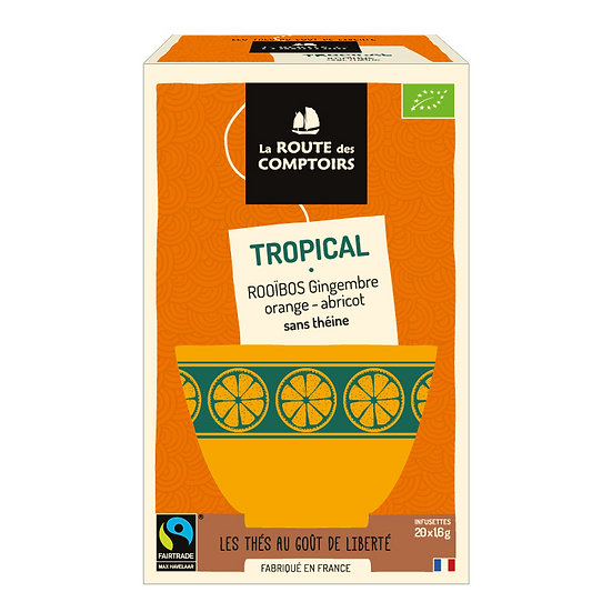Tropical infusette