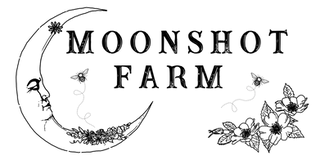 Moonshot Farm Flower Farm Logo
