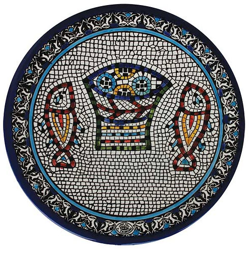 Loaves & Fish Plate - Large