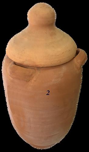 Large Qumran Scroll Jar #2