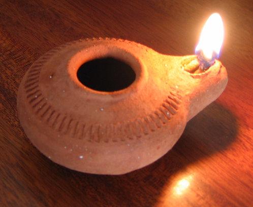 Samaritan Oil Lamp