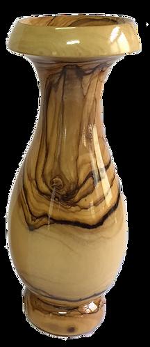 Olive Wood Vases - Large #1