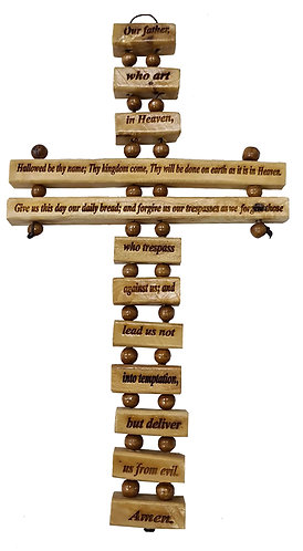 Lord's Prayer Wall Hanging -Large