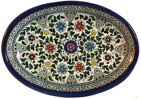 Oval Dish -small
