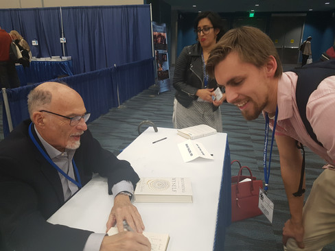 Meeting my Gurus: a Review of the Evolution of Psychotherapy Conference (Part 1)