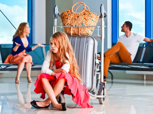 Helping your kids adjust moving abroad