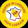 imprime en Lorraine France
