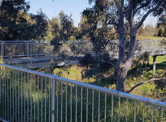 Saleyards Reserve Boardwalk 3