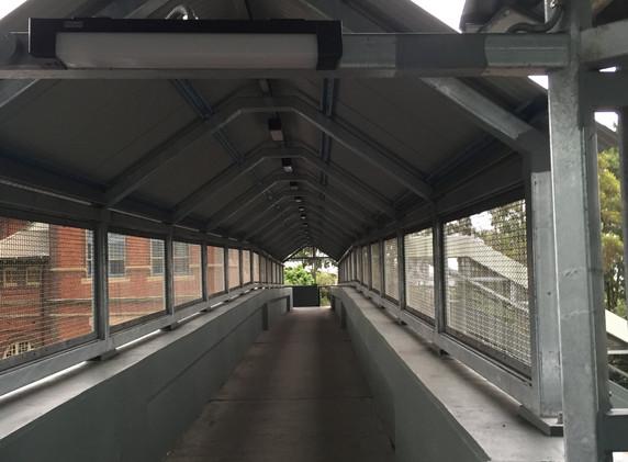 Chatswood Bridge Canopy