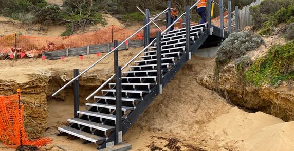 Moyjil Beach Access Stairs