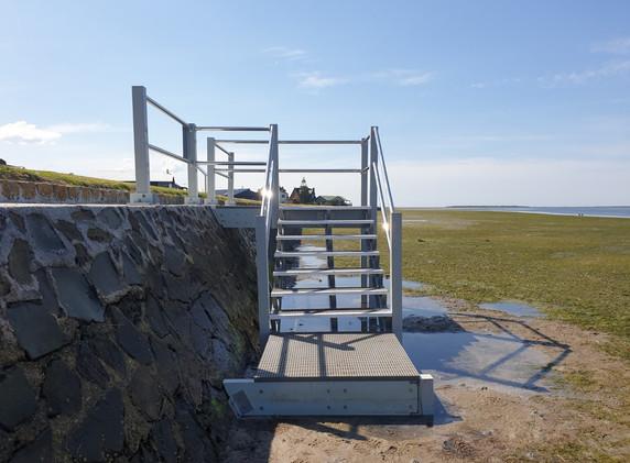 Port Albert Beach Access Stairs
