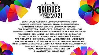 Printemps de Bourges 2021
