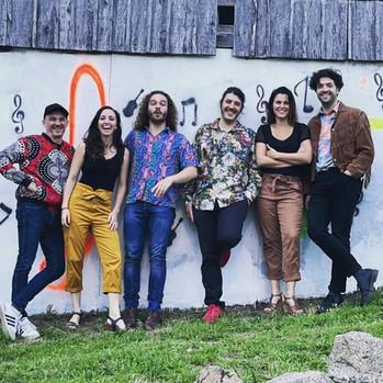 10 Doigts en Cavale - Les Fils du Facteur - Festival Musique en Omois