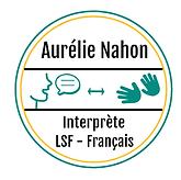 Aurélie Nahon Interprète LSF/Français paca