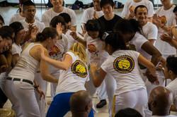 Samba reggae class