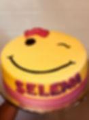 Emoje happy face