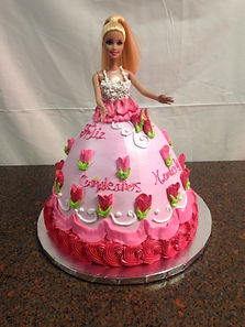 princess doll cake.JPG