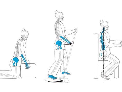 Prevención de lesiones y estrés laboral