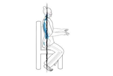 ¿Cómo sentarse y permanecer sentado por largos períodos?