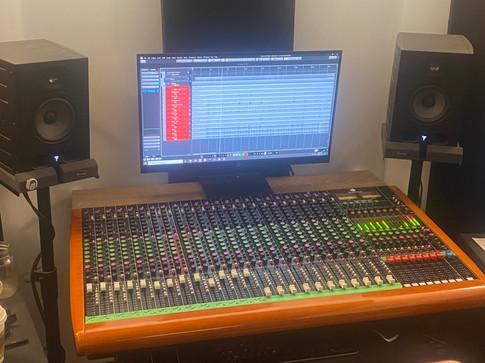 Sick Recording Console