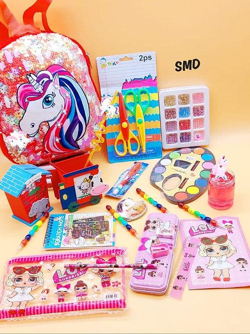 Kids gift combo Set of thirteen