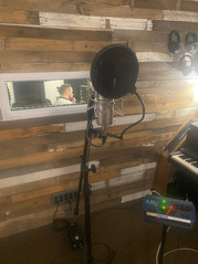 Vocal Recording Setup