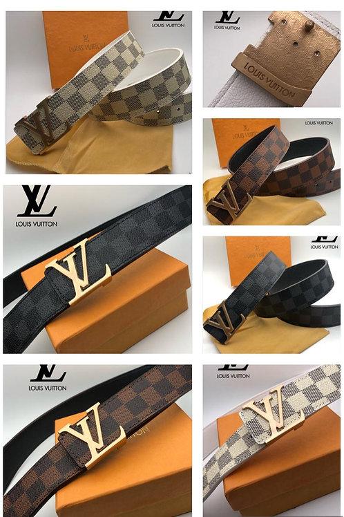 Louis Vuitton Unisex Belt