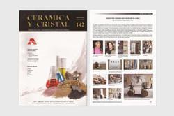 Revista Cerámica y Cristal