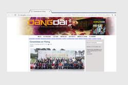 Dangdai on line publication
