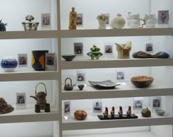 Obra de Cappadoro en la Exposición
