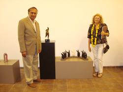 Cappadoro junto a Sr. Rakesh Agrawal