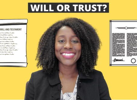 The Difference Between A Will and A Trust