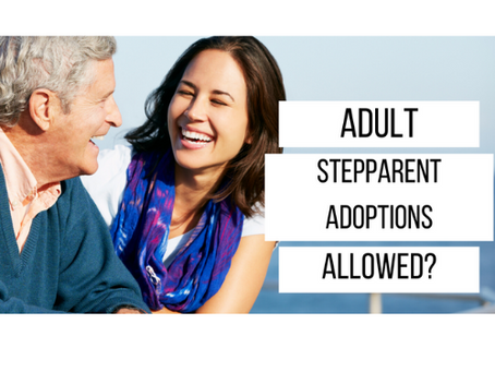 Are Adult Stepparent Adoptions Allowed In Nebraska?