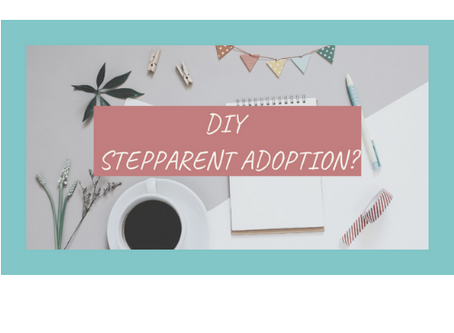 Can You Do A Stepparent Adoption Yourself?